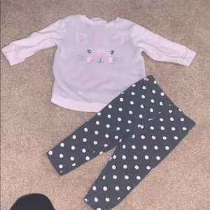 12 month outfit
